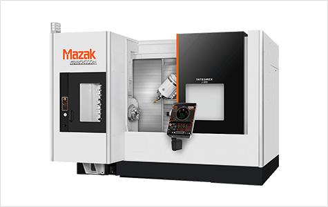 【INTEGREX j-300】CNC複合加工旋盤